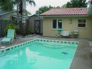 Seminole Pool House