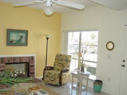 1 Bed / 1.5 Bath Waterfront Townhouse 169 G